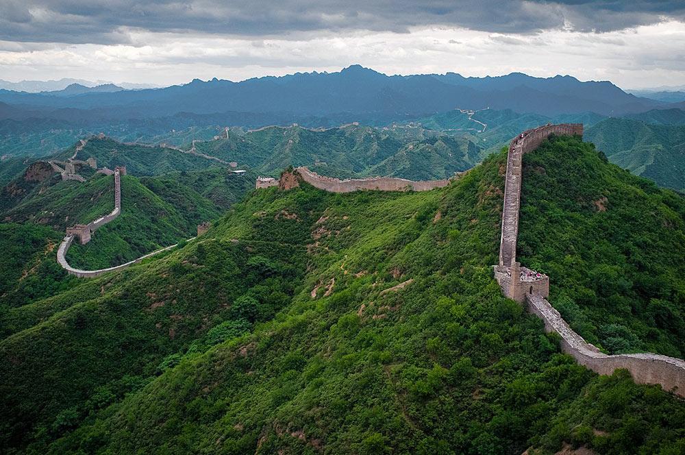 دیوار چین - دالرالترجمه ماندارین - مترجم چینی