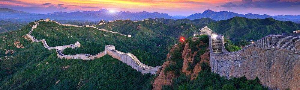 چرا دیوار چین ساخته شد ؟