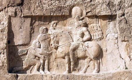 جاده ابریشم در دوران ساسانی