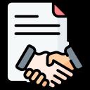 عقد قرارداد با شرکت های خارجی